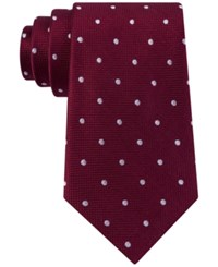 Club Room Men's Texture Dot Tie Only At Macy's Burg