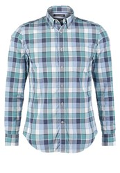 Banana Republic Slim Fit Shirt Truly Teal Petrol