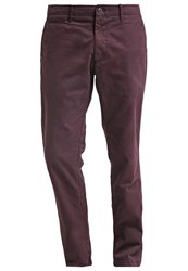 Gap Chinos Bordeaux