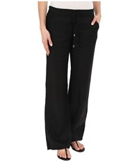 Tommy Bahama New Two Palms Pants Black Women's Casual Pants