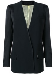 Haider Ackermann Long Blazer Jacket Black