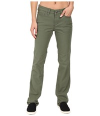 Mountain Khakis Camber 106 Pants Classic Fit Olive Drab Women's Casual Pants