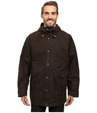 Filson All Season Rain Coat Orca Gray Men's Coat Brown