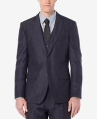 Perry Ellis Men's Dolan Chambray Jacket