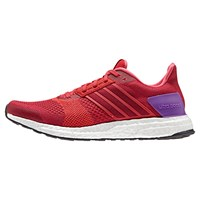 Adidas Ultra Boost St Women's Running Shoes Red Pink