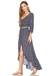 Auguste All Things Good Maxi Dress Navy