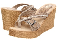 Sbicca Horizon Snake Taupe Women's Sandals