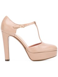 L'autre Chose High Heel Pumps Pink Purple