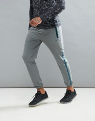 Saucony Running Runlife Woven Jogger In Gray Sam800009 Dgh Gray