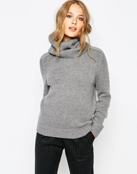 Suncoo Pax Jumper With Detatchable Collar Gris