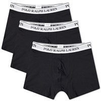 Polo Ralph Lauren Boxer Short 3 Pack Black
