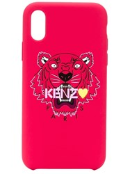 Kenzo Tiger Iphone X Case Red
