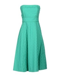 Bgn Short Dresses Emerald Green