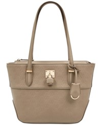 Nine West Reana Small Tote Mushroom