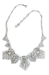 Ben Amun Women's Crystal Deco Necklace