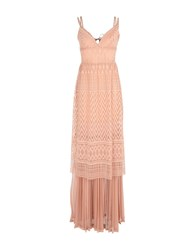 Guess By Marciano Long Dresses Skin Color