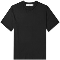 Mr. Completely Boxy Tee Black