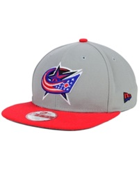 New Era Columbus Blue Jackets Nhl Bright Ice Up 9Fifty Snapback Cap