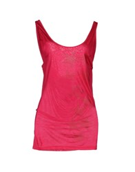 Richmond Denim Topwear Tops Women Fuchsia