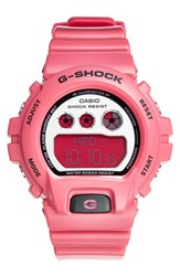 G Shock Digital Watch 49Mm X 45Mm Pink Black