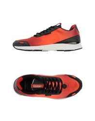 Gourmet Low Tops And Trainers Red