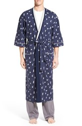 Men's Majestic International 'Oceania' Robe