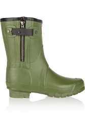 Rag And Bone Hunter Rubber Ankle Boots