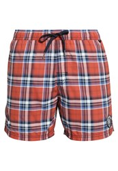 Marc O'polo Swimming Shorts Chili Red