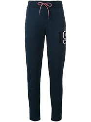 Rossignol Blue Eclipse Track Pants