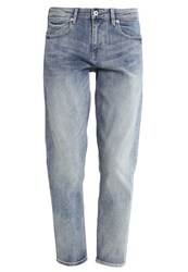 Edwin Relaxed Fit Jeans Blue Dusted Selvage Light Blue Denim