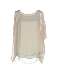 Barba Napoli Blouses Light Pink