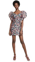 C Meo Collective And Ever More Dress Black Garden Floral