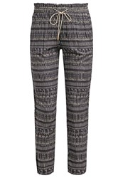 Noa Noa Trousers Grey