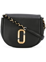 Marc Jacobs Kiki Saddle Bag Black