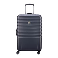 Delsey Caumartin 4 Wheel Trolley Case 70Cm Anthracite Navy Anthracite Navy
