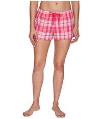 Life Is Good Classic Sleep Boxers Pop Pink Women's Shorts