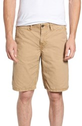 Original Paperbacks Men's Palm Springs Shorts Khaki