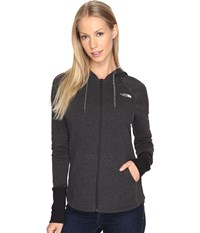 The North Face Ez Hoodie Tnf Dark Grey Heather Women's Sweatshirt Gray