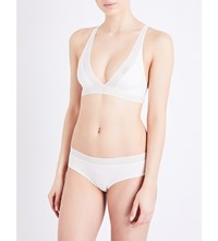 Passionata Dream Passio Stretch Knit Soft Cup Bra Pearl