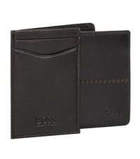 Boss Genio Leather Wallet Gift Set