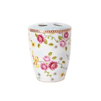 Pip Studio Chinese Blossom Toothbrush Holder White