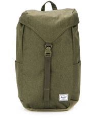 Herschel Supply Co. Thompson Buckled Backpack Green