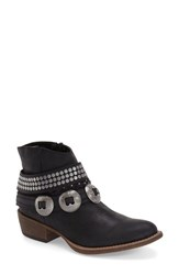 Women's Coconuts By Matisse 'Hawthorne' Embellished Bootie Black