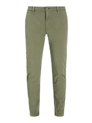 Levi's Standard Tapered Ii Chinos Bunker Olive Shady
