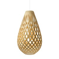 David Trubridge Koura Light Caramel 100Cm