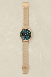 Anthropologie Henry London Stratford Watch Rose