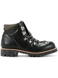 Undercover Mountain Boots Black