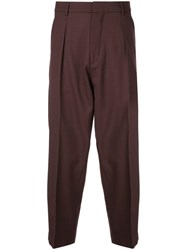 Second Layer Loose Fit Tailored Trousers