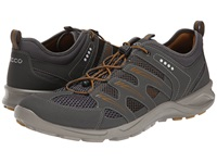 Ecco Sport Terracruise Lite Dark Shadow Dark Shadow Dried Tobacco Men's Running Shoes Gray
