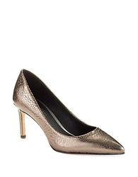 Elie Tahari Destry Pumps Pewter